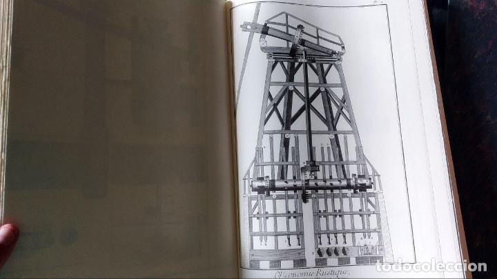 Libros: Enciclopedia de Diderot y DAlembert - facsimil 18 Vol. Franco Maria Ricci - Foto 5 - 218423496