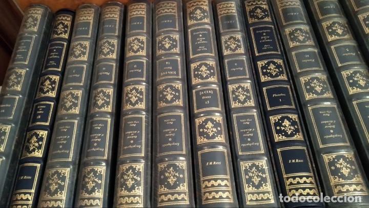 Libros: Enciclopedia de Diderot y DAlembert - facsimil 18 Vol. Franco Maria Ricci - Foto 6 - 218423496