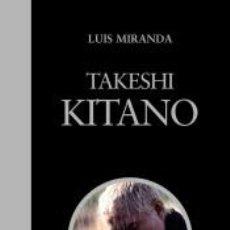 Libros: TAKESHI KITANO. Lote 218463351