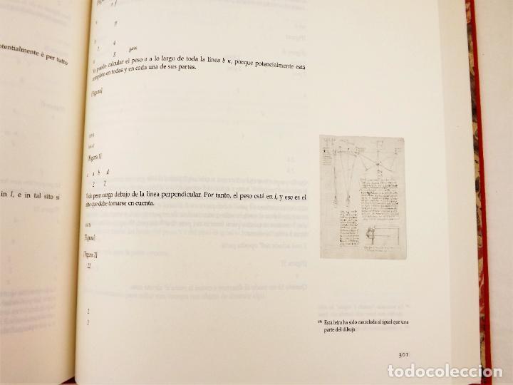 Libros: Los códices de Leonardo da Vinci de la Biblioteca Nacional de España - Foto 10 - 218479601