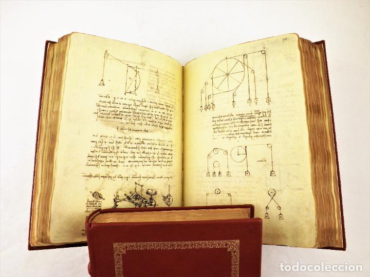Libros: Los códices de Leonardo da Vinci de la Biblioteca Nacional de España - Foto 3 - 218479601
