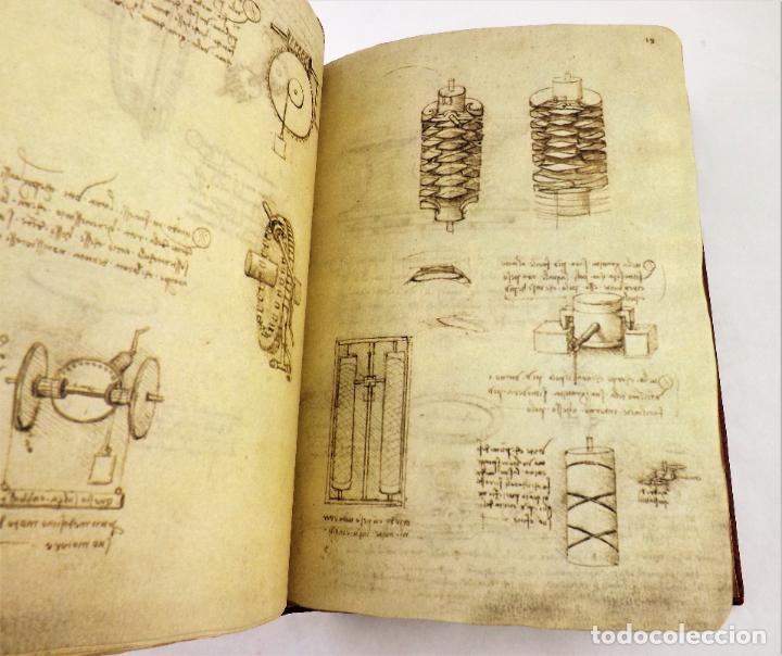 Libros: Los códices de Leonardo da Vinci de la Biblioteca Nacional de España - Foto 5 - 218479601