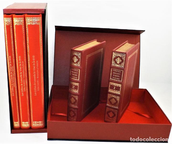 LOS CÓDICES DE LEONARDO DA VINCI DE LA BIBLIOTECA NACIONAL DE ESPAÑA (Libros Nuevos - Bellas Artes, ocio y coleccionismo - Otros)