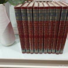Libros: COLECCIÓN COMPLETA HISTORIA DEL ARTE SALVAT. Lote 218933013