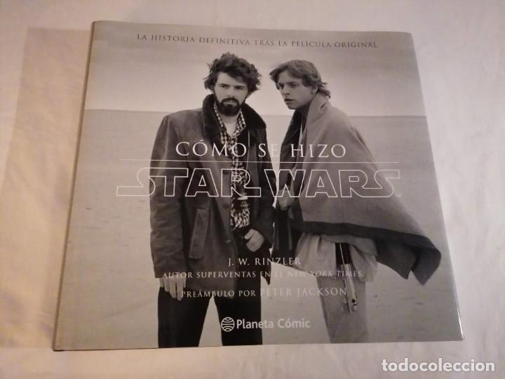 LIBRO: COMO SE HIZO STAR WARS (Libros Nuevos - Bellas Artes, ocio y coleccionismo - Otros)