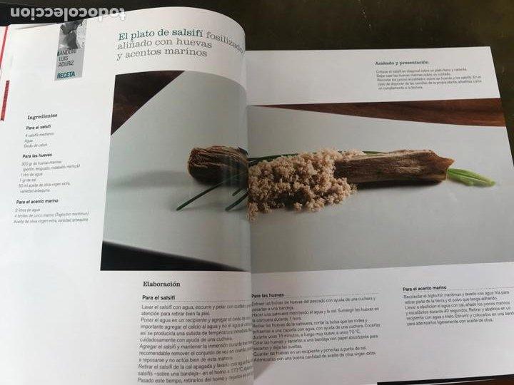 Libros: Gastronomia I+D+i. Grandes cocineros españoles - Foto 6 - 220479100
