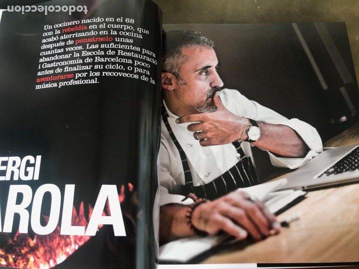 Libros: Gastronomia I+D+i. Grandes cocineros españoles - Foto 5 - 220479100