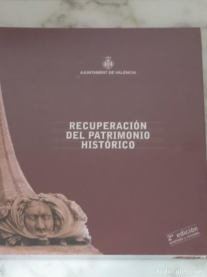 RECUPERACIÓN DEL PATRIMONIO HISTÓRICO EN LA CIUDAD DE VALENCIA- NUEVO PRECINTADO (Libros Nuevos - Bellas Artes, ocio y coleccionismo - Otros)