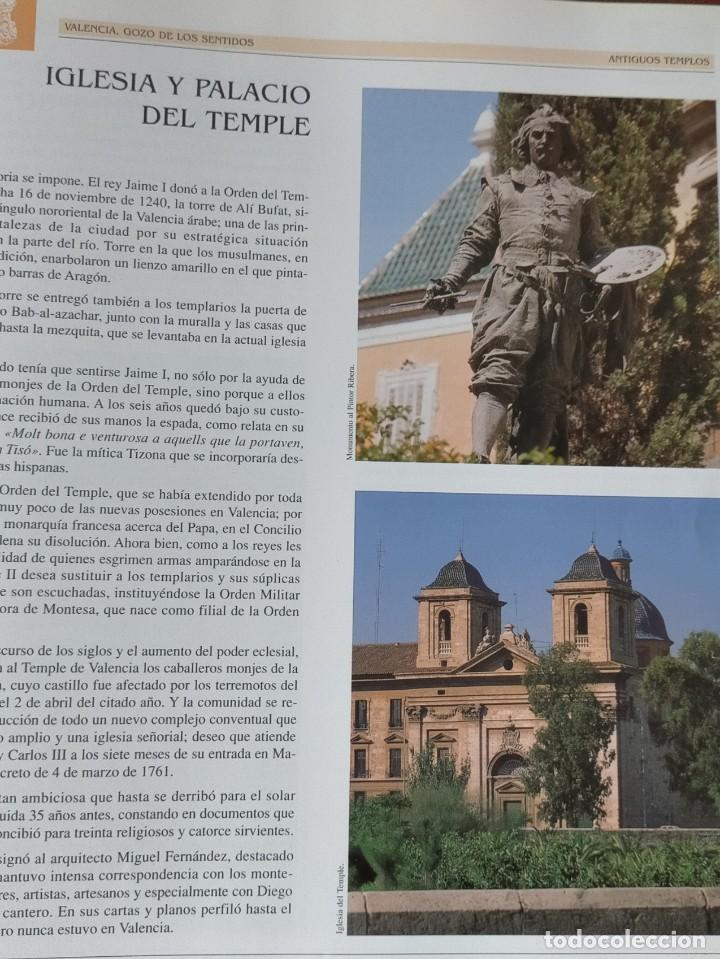Libros: VALENCIA GOZO DE LOS SENTIDOS --- Arazo, Mª Angeles --- Sapena, Pepe - Foto 4 - 220574372