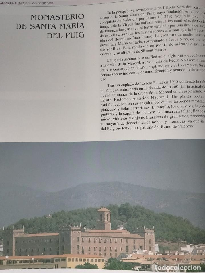 Libros: VALENCIA GOZO DE LOS SENTIDOS --- Arazo, Mª Angeles --- Sapena, Pepe - Foto 8 - 220574372