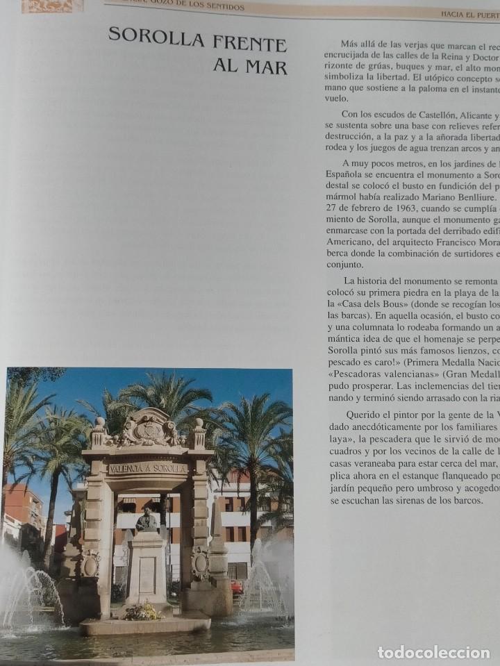 Libros: VALENCIA GOZO DE LOS SENTIDOS --- Arazo, Mª Angeles --- Sapena, Pepe - Foto 9 - 220574372