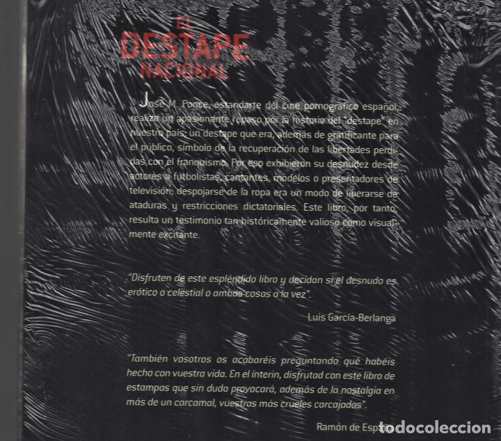 Libros: EL DESTAPE NACIONAL CRÓNICA DEL DESNUDO EN LA TRANSICIÓN JPONCE GLÉNAT 2004 1ª EDICIÓN PLASTIFICADO - Foto 11 - 221238838
