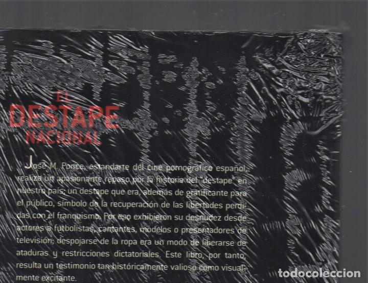 Libros: EL DESTAPE NACIONAL CRÓNICA DEL DESNUDO EN LA TRANSICIÓN JPONCE GLÉNAT 2004 1ª EDICIÓN PLASTIFICADO - Foto 15 - 221238838