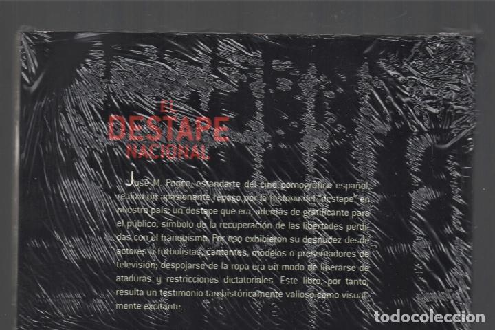 Libros: EL DESTAPE NACIONAL CRÓNICA DEL DESNUDO EN LA TRANSICIÓN JPONCE GLÉNAT 2004 1ª EDICIÓN PLASTIFICADO - Foto 16 - 221238838