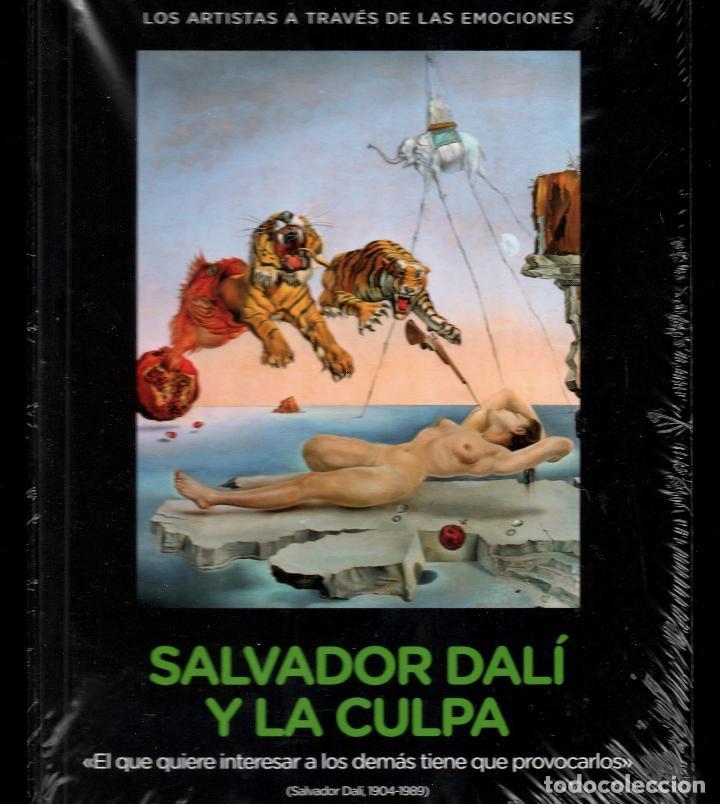 Libros: SALVADOR DALÍ Y LA CULPA MONOGRÁFICO ED EL PAÍS 2020 COLECCIÓN THIS IS ART LIBRO DVD + PLASTIFICADO - Foto 2 - 221893437