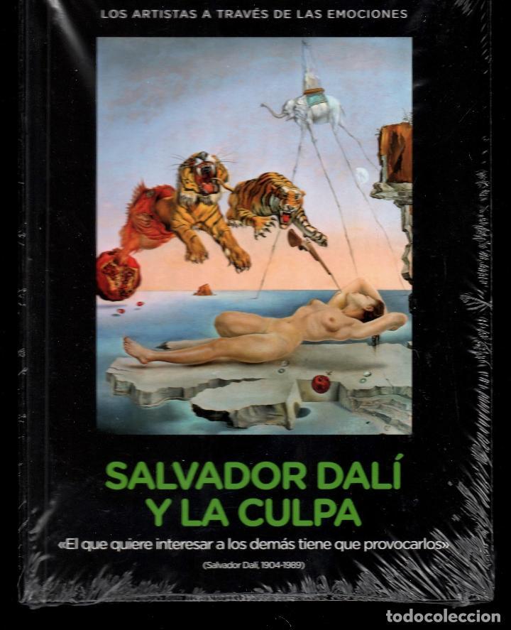 Libros: SALVADOR DALÍ Y LA CULPA MONOGRÁFICO ED EL PAÍS 2020 COLECCIÓN THIS IS ART LIBRO DVD + PLASTIFICADO - Foto 4 - 221893437