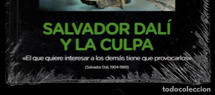 Libros: SALVADOR DALÍ Y LA CULPA MONOGRÁFICO ED EL PAÍS 2020 COLECCIÓN THIS IS ART LIBRO DVD + PLASTIFICADO - Foto 5 - 221893437