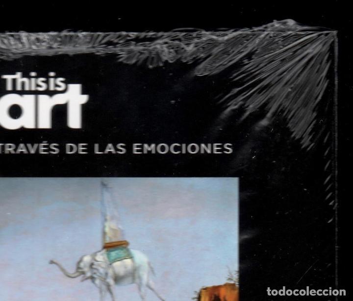 Libros: SALVADOR DALÍ Y LA CULPA MONOGRÁFICO ED EL PAÍS 2020 COLECCIÓN THIS IS ART LIBRO DVD + PLASTIFICADO - Foto 6 - 221893437