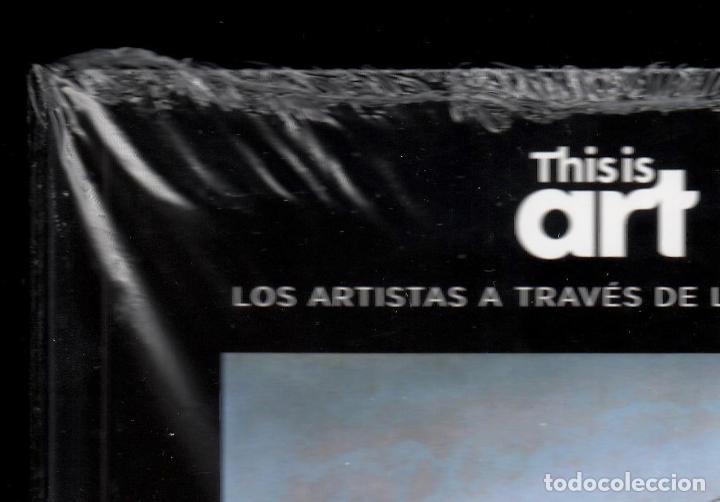 Libros: SALVADOR DALÍ Y LA CULPA MONOGRÁFICO ED EL PAÍS 2020 COLECCIÓN THIS IS ART LIBRO DVD + PLASTIFICADO - Foto 8 - 221893437