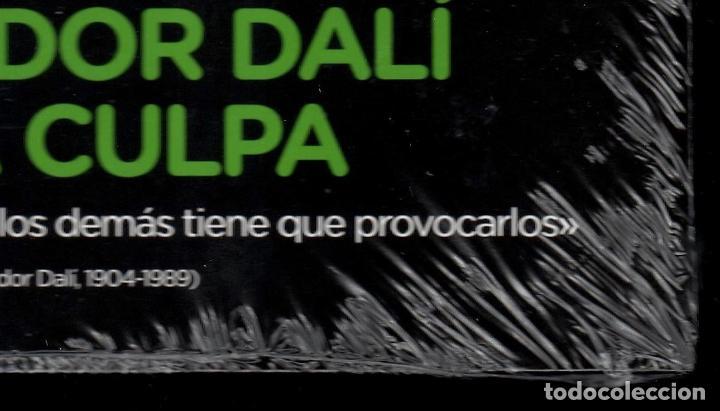 Libros: SALVADOR DALÍ Y LA CULPA MONOGRÁFICO ED EL PAÍS 2020 COLECCIÓN THIS IS ART LIBRO DVD + PLASTIFICADO - Foto 11 - 221893437