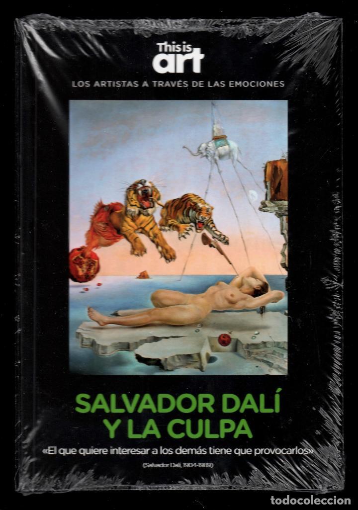 SALVADOR DALÍ Y LA CULPA MONOGRÁFICO ED EL PAÍS 2020 COLECCIÓN THIS IS ART LIBRO DVD + PLASTIFICADO (Libros Nuevos - Bellas Artes, ocio y coleccionismo - Otros)