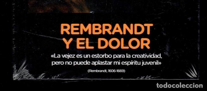 Libros: REMBRANDT Y EL DOLOR MONOGRÁFICO ED EL PAÍS 2020 COLECCIÓN THIS IS ART LIBRO DVD + PLASTIFICADO - Foto 3 - 221916235