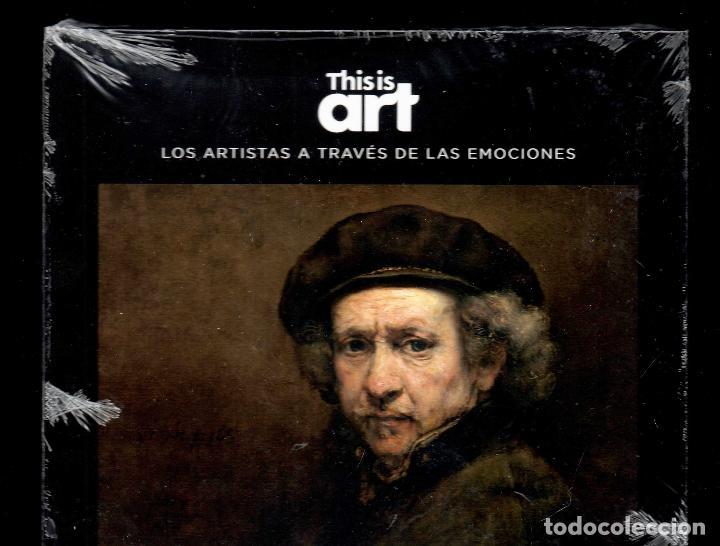 Libros: REMBRANDT Y EL DOLOR MONOGRÁFICO ED EL PAÍS 2020 COLECCIÓN THIS IS ART LIBRO DVD + PLASTIFICADO - Foto 4 - 221916235