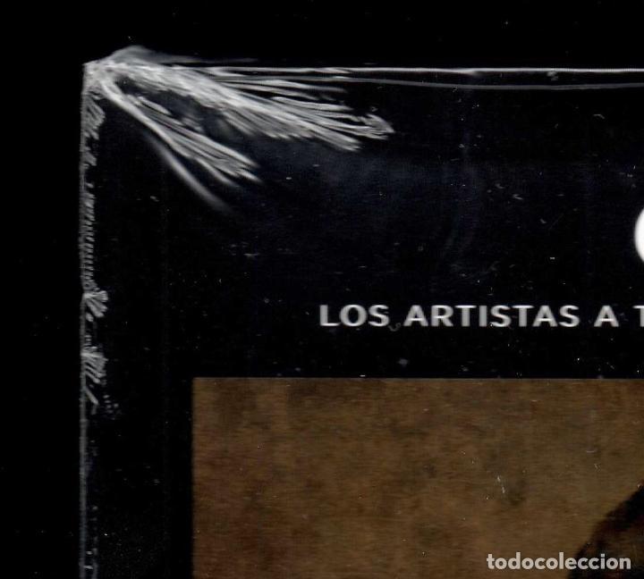 Libros: REMBRANDT Y EL DOLOR MONOGRÁFICO ED EL PAÍS 2020 COLECCIÓN THIS IS ART LIBRO DVD + PLASTIFICADO - Foto 10 - 221916235
