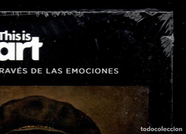 Libros: REMBRANDT Y EL DOLOR MONOGRÁFICO ED EL PAÍS 2020 COLECCIÓN THIS IS ART LIBRO DVD + PLASTIFICADO - Foto 12 - 221916235