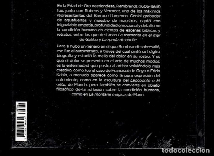 Libros: REMBRANDT Y EL DOLOR MONOGRÁFICO ED EL PAÍS 2020 COLECCIÓN THIS IS ART LIBRO DVD + PLASTIFICADO - Foto 15 - 221916235