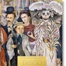 Libros: DIEGO RIVERA. OBRA MURAL COMPLETA. Lote 222094926