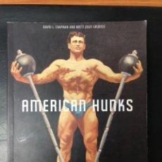 Libros: AMERICAN HULKS ESTUPENDO LIBRO USA HISTORIA DEL BODYBUILDING CULTURISMO Y DE LA CULTURA GAY. Lote 222218155