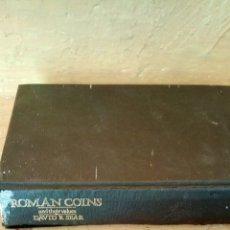 Libros: ROMAN COINS DAVID R. SEAR. Lote 222239290
