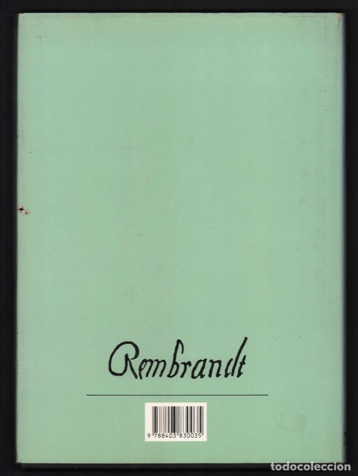 Libros: REMBRANDT ANNEMARIE VELS HEIJN ED AGUILAR 1989 1ª EDICIÓN LECCIÓN ANATOMÍA RONDA DE NOCHE SÍNDICOS - Foto 30 - 222343627