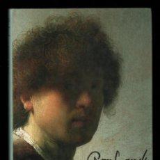 Libros: REMBRANDT ANNEMARIE VELS HEIJN ED AGUILAR 1989 1ª EDICIÓN LECCIÓN ANATOMÍA RONDA DE NOCHE SÍNDICOS. Lote 222343627