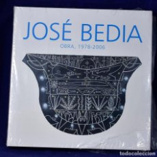 Libros: JOSÉ BEDIA: TRABAJOS 1978-2006 (ARTE Y FOTOGRAFÍA) - POWER, KEVIN; HERNÁNDEZ, ORLANDO; MEDINA, CUAUT. Lote 222500343