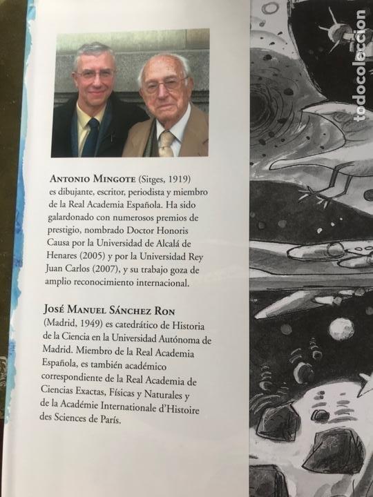Libros: EL MUNDO DE ICARO - MINGOTE, Antonio y SÁNCHEZ RON, José Manuel - Foto 3 - 222554017