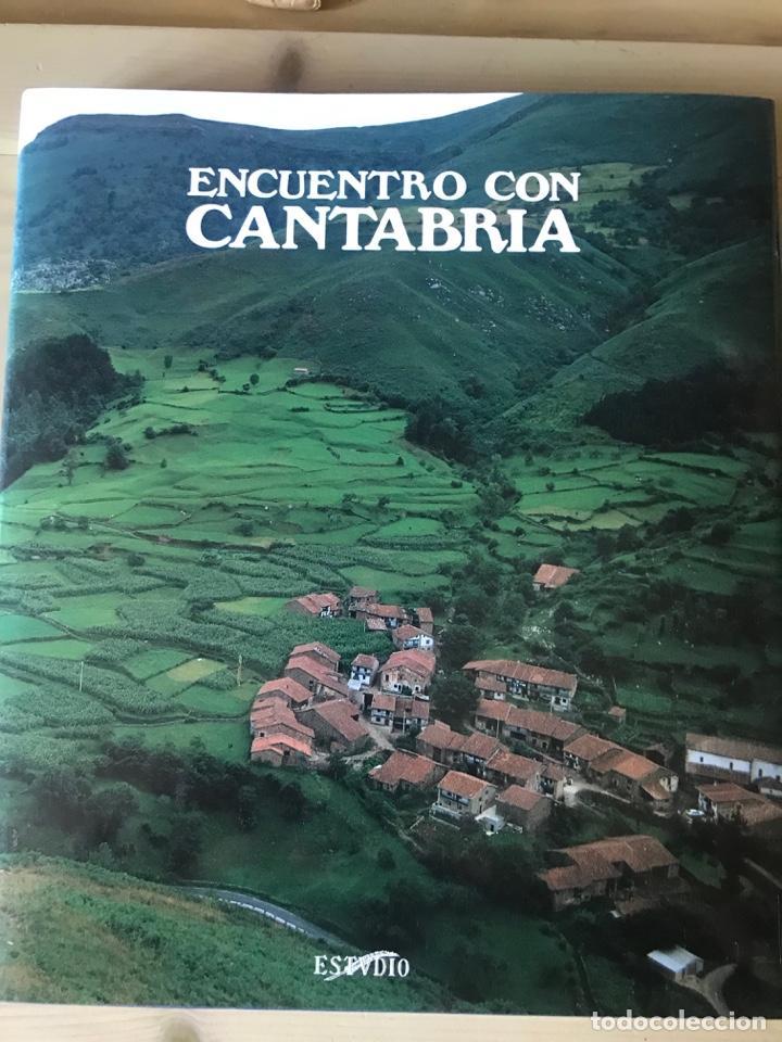 ENCUENTRO CON CANTABRIA. (Libros Nuevos - Bellas Artes, ocio y coleccionismo - Otros)