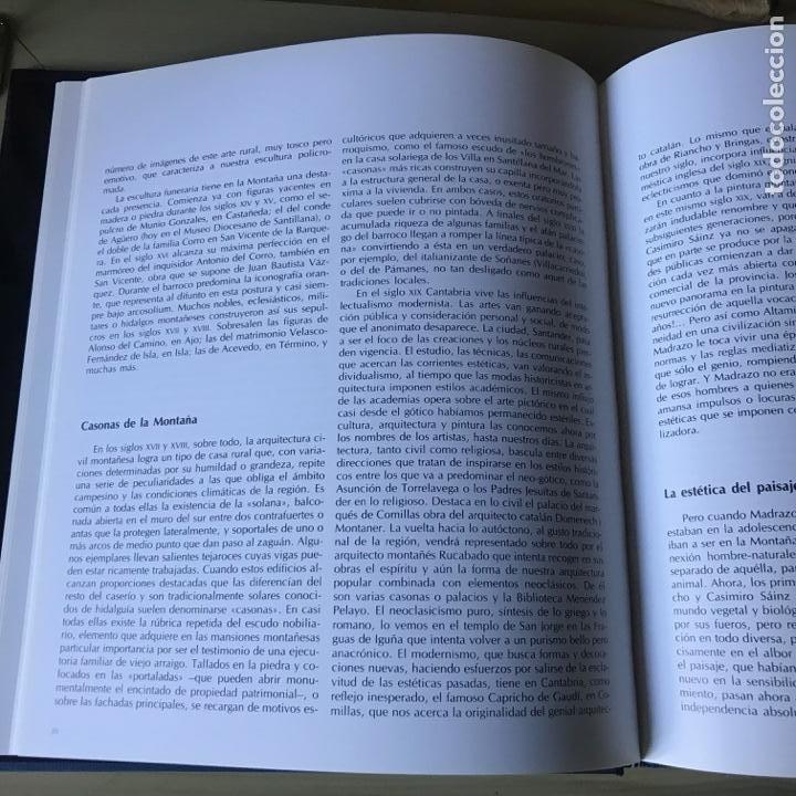 Libros: ENCUENTRO CON CANTABRIA. - Foto 6 - 223600143