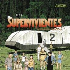 Libri: SUPERVIVIENTES: ANOMALÍAS CUÁNTICAS. Lote 225310225