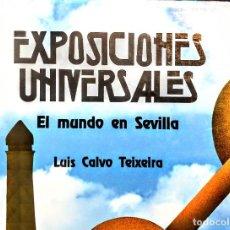 Libros: EXPOSICIONES UNIVERSALES. Lote 225474645