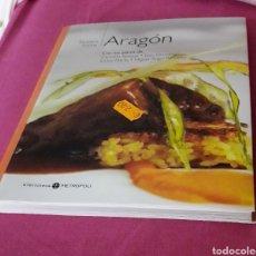 Libros: NUESTRA COCINA ARAGON.. Lote 226841927