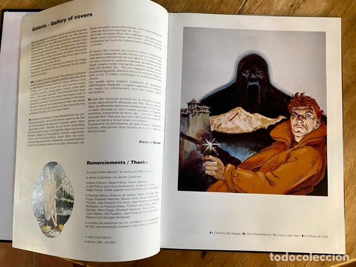 Libros: Manara - Gallery of Covers- 2000- - Foto 3 - 226982400