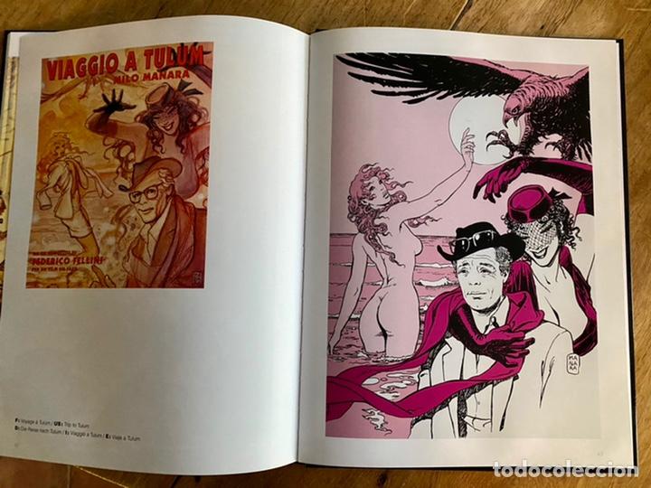 Libros: Manara - Gallery of Covers- 2000- - Foto 5 - 226982400