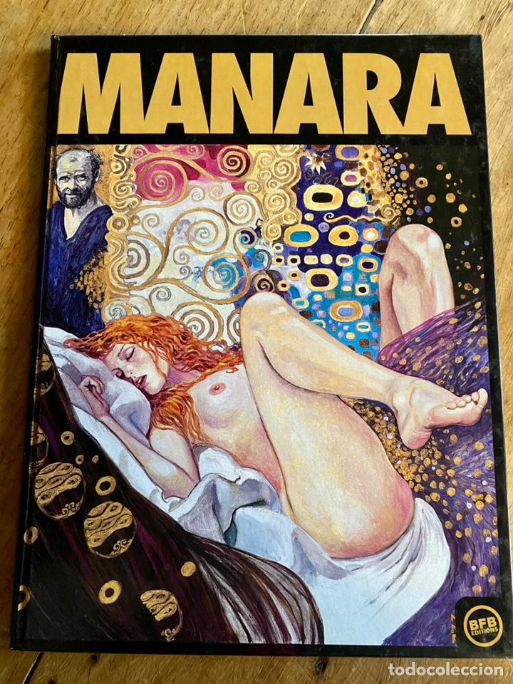MANARA - GALLERY OF COVERS- 2000- (Libros Nuevos - Bellas Artes, ocio y coleccionismo - Otros)