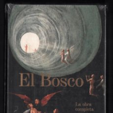 Libros: EL BOSCO OBRA COMPLETA STEFAN FISCHER ED TASCHEN 2020 1ª EDICIÓN BIBLIOTECA UNIVERSALIS PRECINTADO. Lote 241892595
