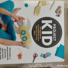 Libros: PROJECT KIDS. Lote 233523570