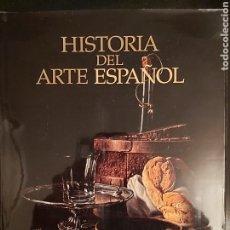 Libros: HISTORIA DEL ARTE ESPAÑOL. TOMO VIII. EL SIGLO DE LAS LUCES.. Lote 233615910