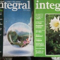 Libros: REVISTAS INTEGRAL. Lote 234919725