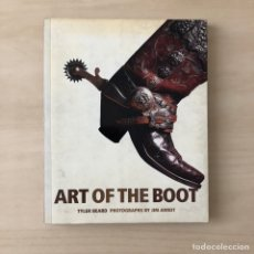 Livros: ART OF THE BOOT. Lote 238369030